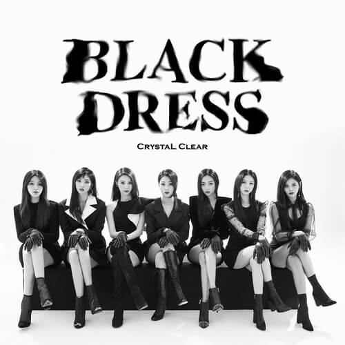 CLC BLACK DRESS歌词