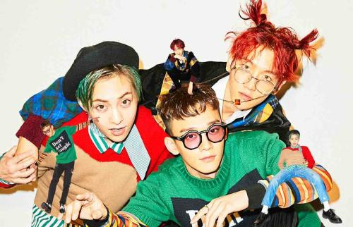 EXO-CBX Thursday歌词